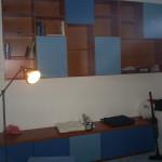 Komoda i viseći delovi za dnevnu sobu od medijapana