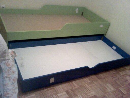 Deciji krevet 2 u 1