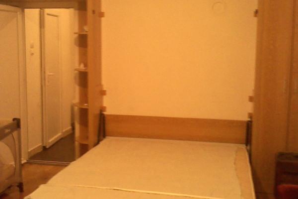 Zidni krevet Hrast sa dogradnjama