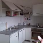 Kuhinja belo